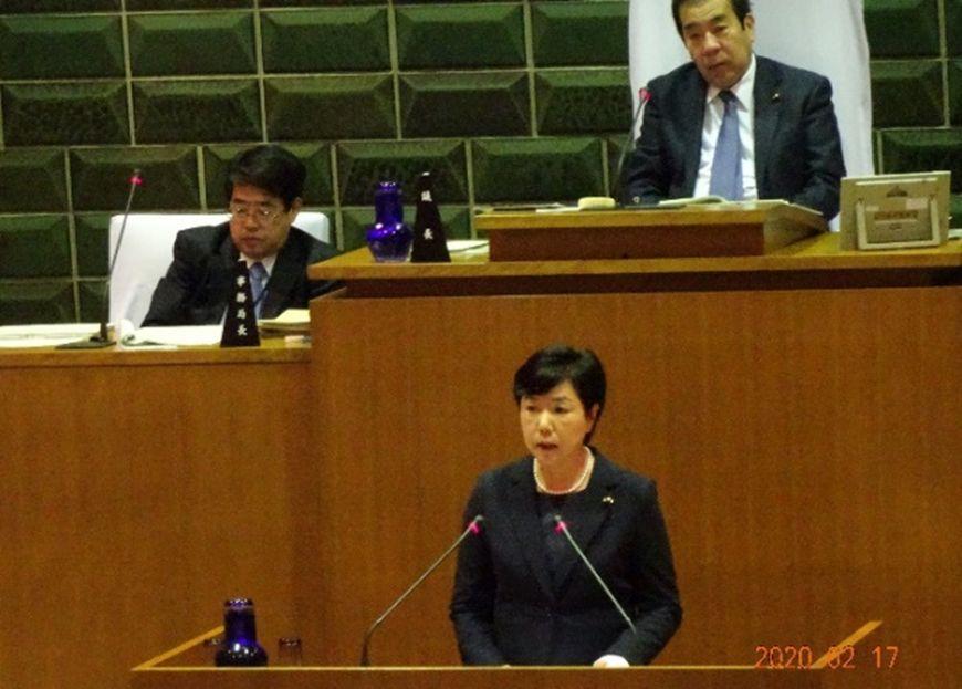2020年2月17日 本会議 一般質問